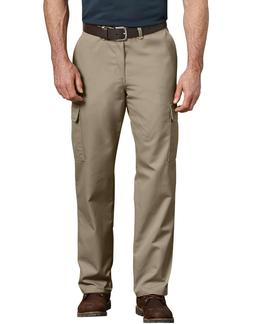 D-LP600 Industrial Relaxed Fit Straight Leg Cargo Pants