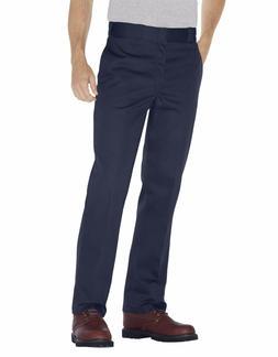 Dickes Men's Navy Blue Work Pants 874 Original Fit Sizes 30