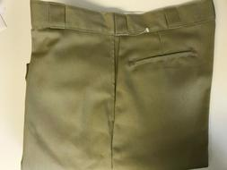 Dickie's Men's Cargo Uniform Pants Size 40 x 32 Loose Fit NW