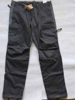 DOCKERS ALPHA KHAKI CARGO PANTS FOR MEN - NWT - SIZE 34X32 -