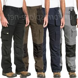 Caterpillar Work Pants Men's CAT Trademark Holster CARGO Too