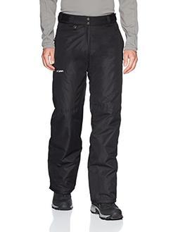 Arctix Men's Overalls Tundra Bib With Added Visibility,Black