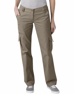 Dickies FP777RNP, Women Relaxed Fit Cargo Pocket Pant 100% C