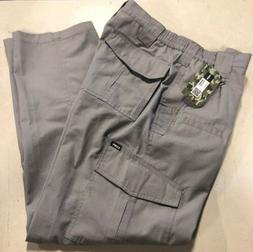 CQR Gears Gray Military Style Tactical Cargo Pants Mens 34 W