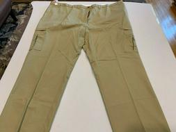 Genuine Big & Tall Dickies Relaxed Fit Cargo Work Pants, 58U