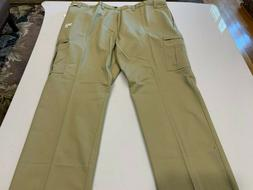 Genuine Big & Tall Dickies Relaxed Fit Cargo Work Pants, 52U