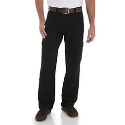 Wrangler Mens Cargo Pants 32W x 30L Black