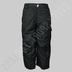 Pulse Junior Youth Cargo Snowboard Pant - Black  Lists @ $76