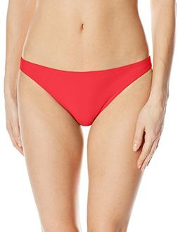 prAna Kala Bottom Swim Bottoms, Carmine Pink, Medium