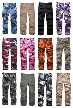 Kids Boys Girls Military Army Ranger Camping outdoor cargo p