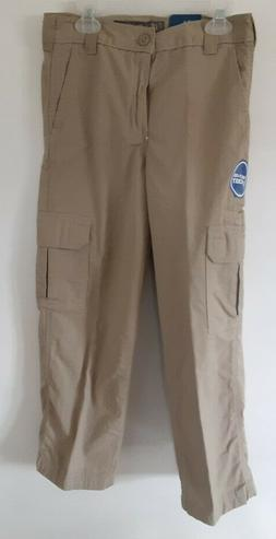 DICKIES KP414 Boy's Relaxed Fit Ripstop Cargo Pants RINSED D
