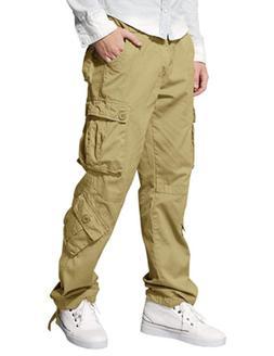 L/32 Match Matchstick Men's Wild Cargo Pants Loose Straight