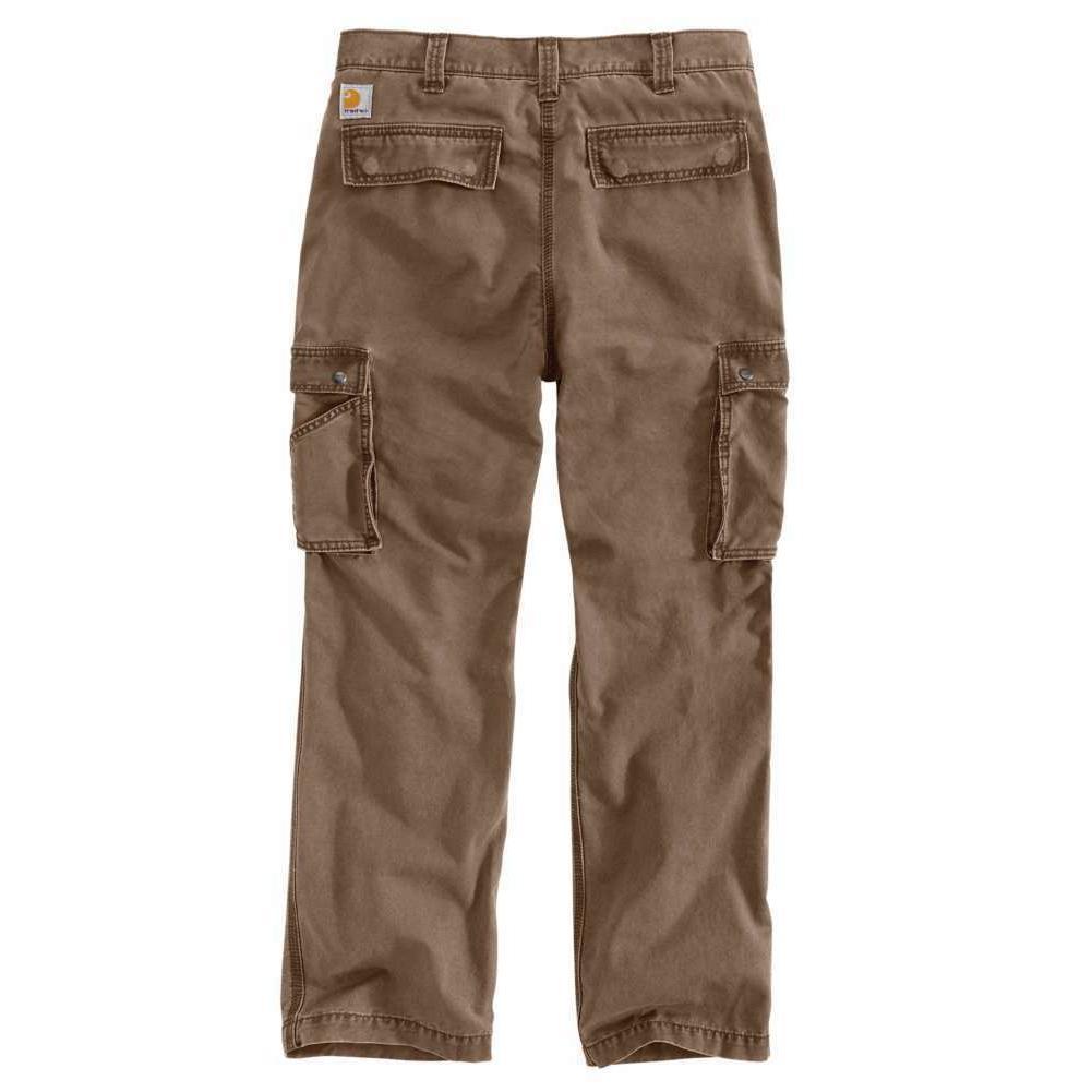 Carhartt - Men's Rugged - Canyon Brown