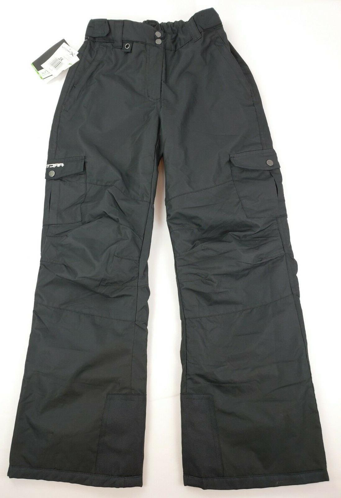 1540 youth cargo ski pants x large