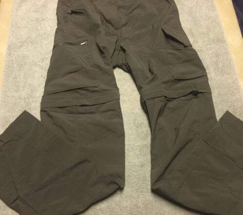Columbia Convertible Cargo Off Shorts