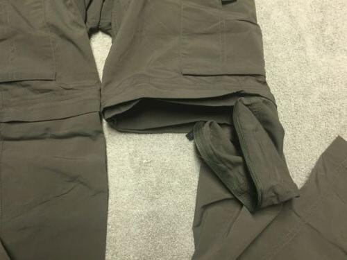 Columbia 30X34 Hiking Cargo Shorts New!