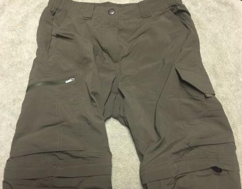 Columbia Cargo Pants Off Shorts Nylon
