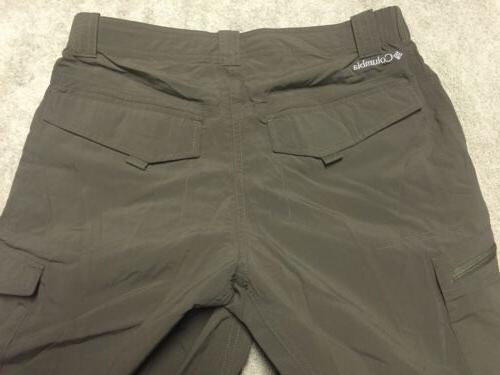 Columbia Hiking Shorts Olive