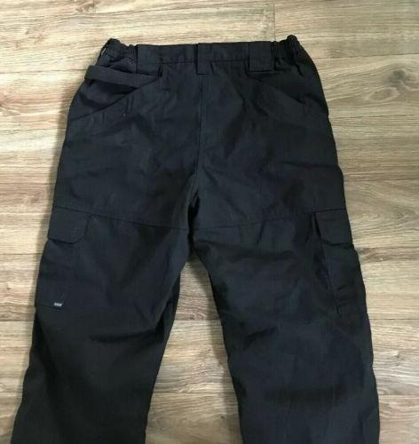 5.11 tactical pants 36X34 Military Cargo Black