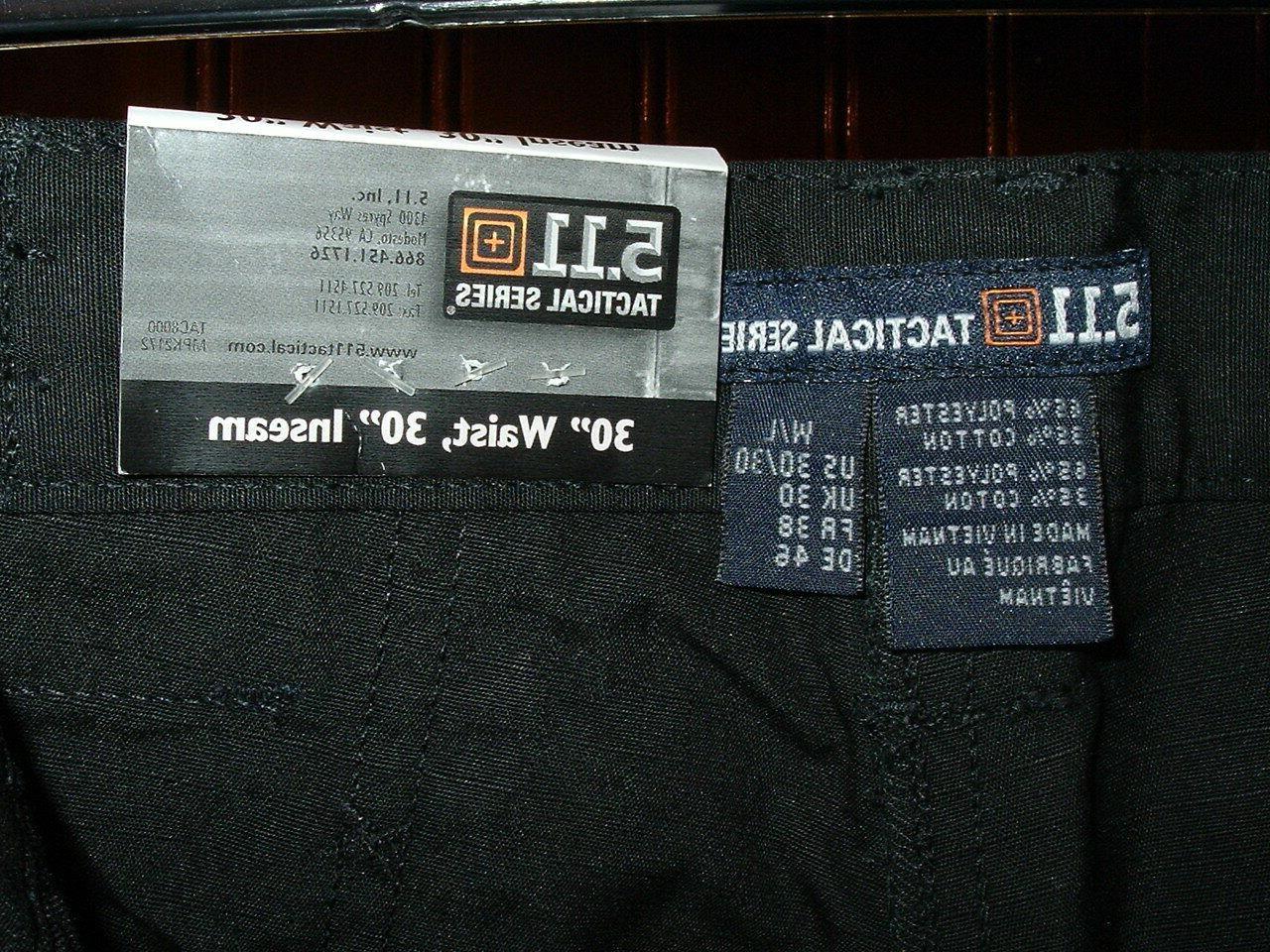 511 Series Pro Pants Pocket Mens 30 30
