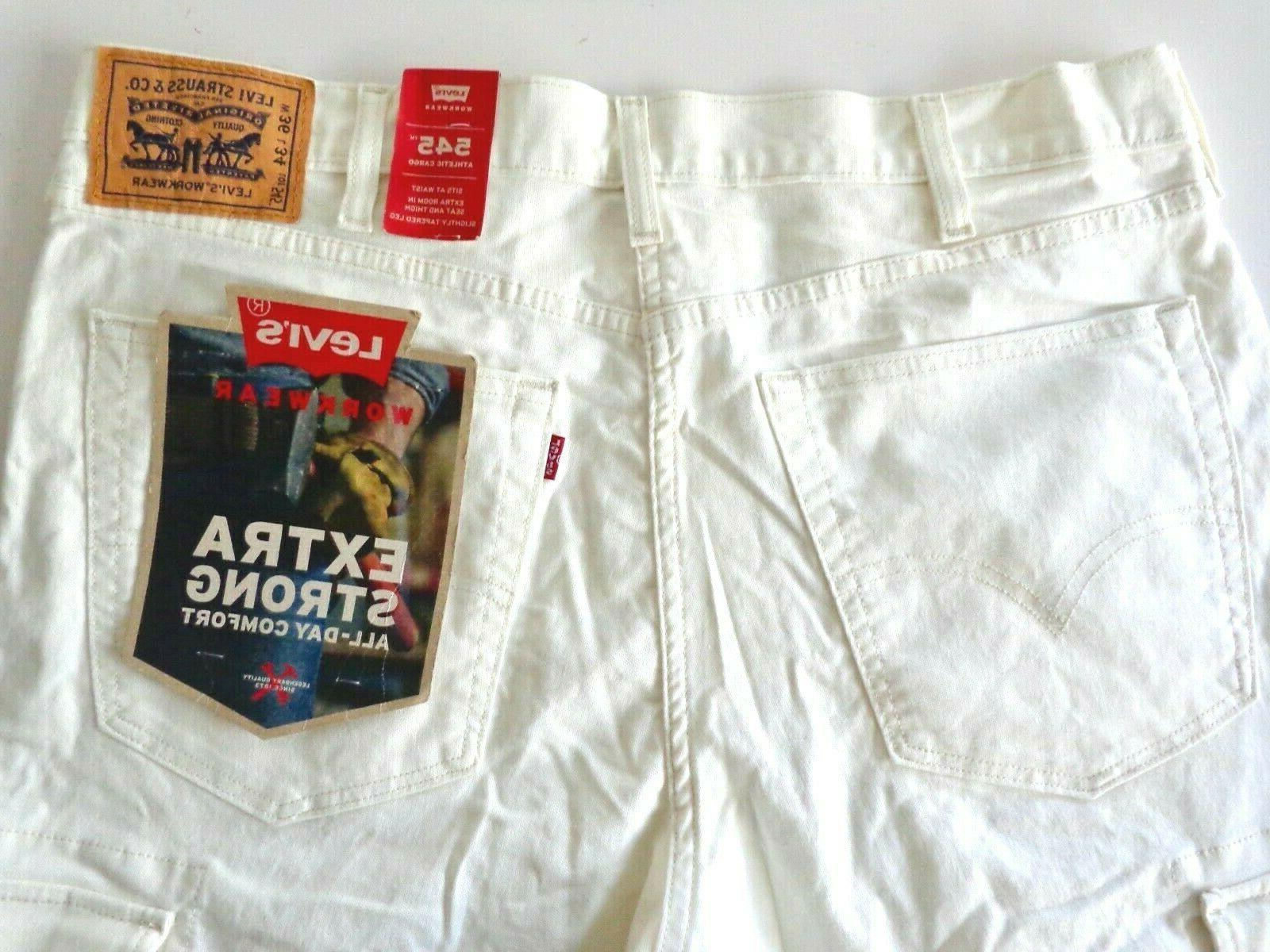Levis Men's Workwear Jeans Extra Strong pants 36 x
