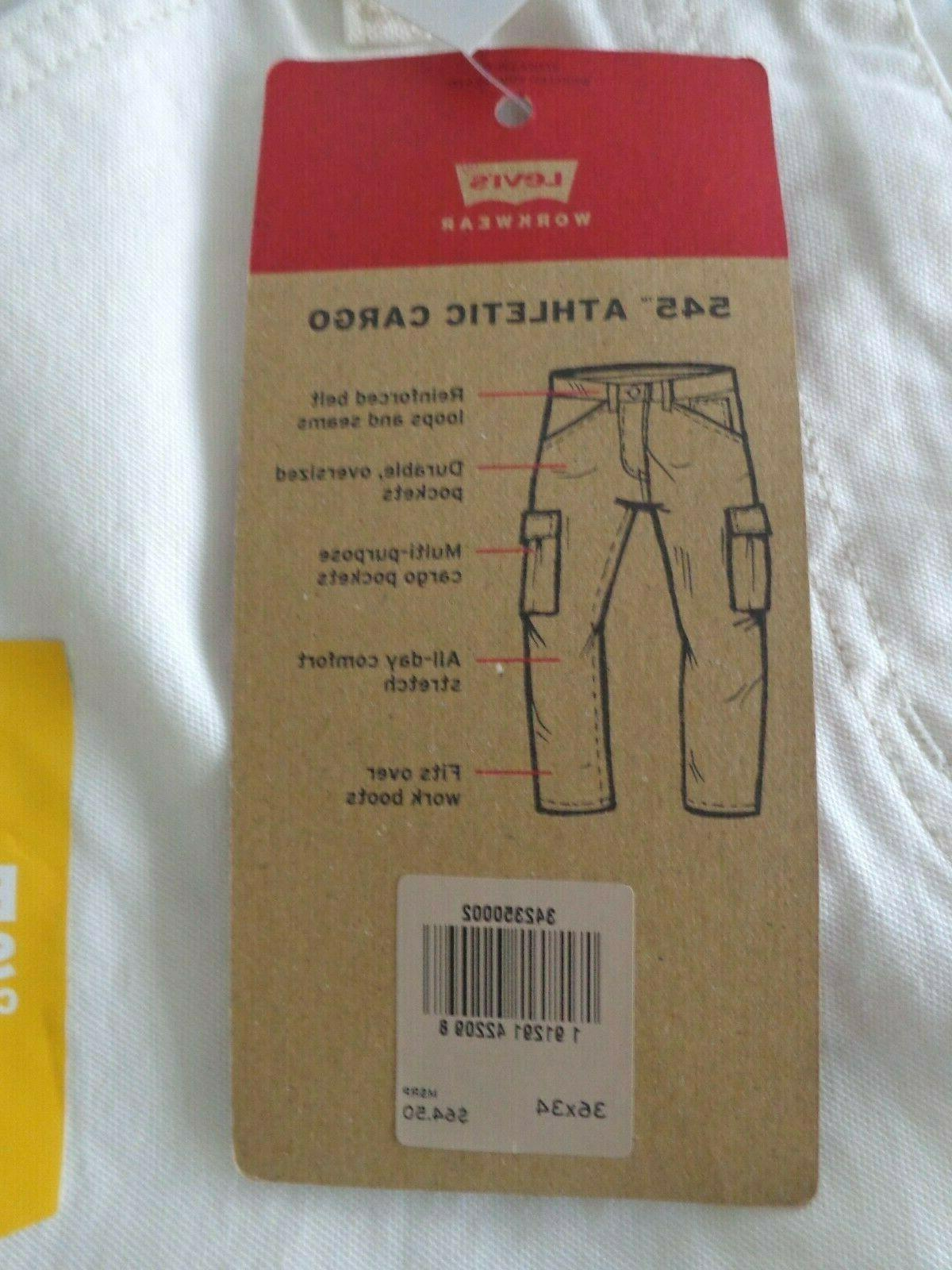 Levis Men's Workwear Strong Denim pants x