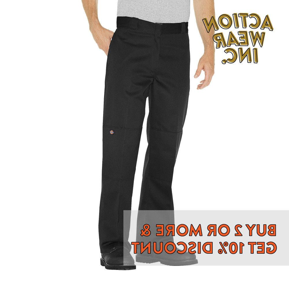 DICKIES 85283 MENS WORK PANTS DOUBLE KNEE CELL PHONE