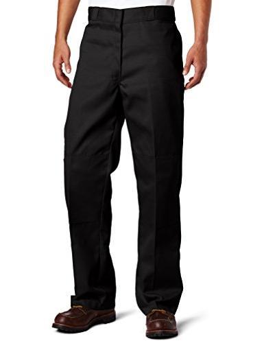85283bk42x32 double knee work pants