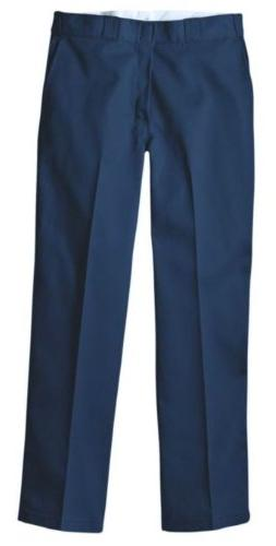 874nv plain front work pant