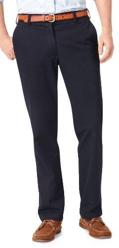 IZOD American Chino Slim Fit Pants 38W x 30L Navy