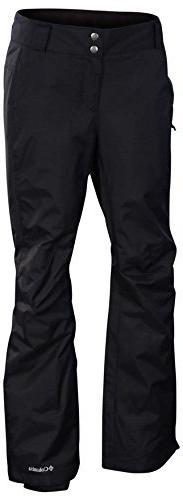 Columbia Womens Arctic Air Omni-Tech Ski Snowboard Pants-Bla