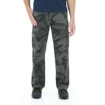 authentics fleece lined cargo pant