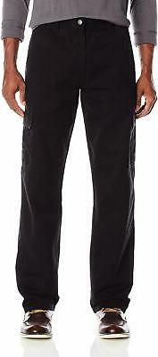 Wrangler Authentics Men's Big & Tall Classic Twill Relax