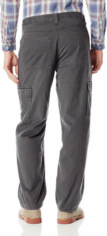 Wrangler Mens Cargo Pant - Gray - Size 30