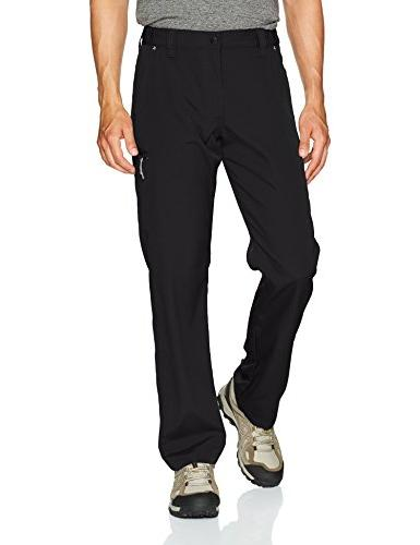 authentics side elastic utility pant black 40x30