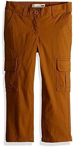 Levi's Boys' Big Regular Taper Fit Cargo Pants, Rubber, 20