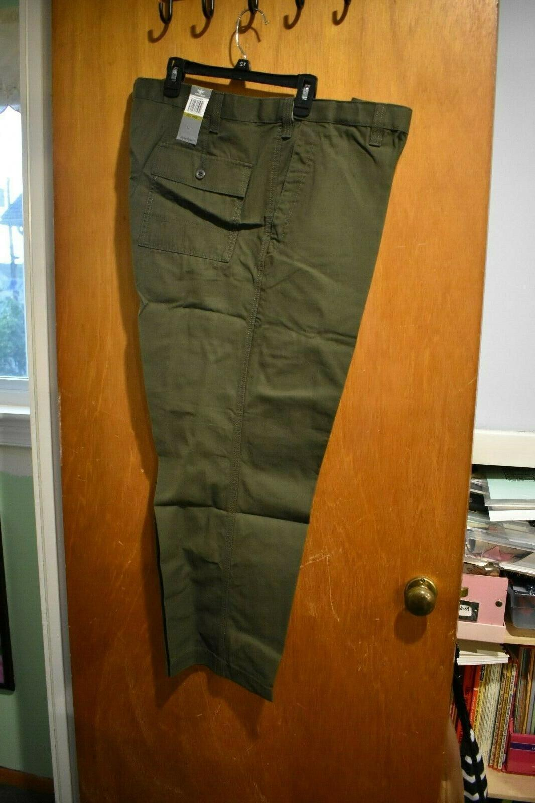 Dockers Tall Cargo D3 Classic Flat Front Pant