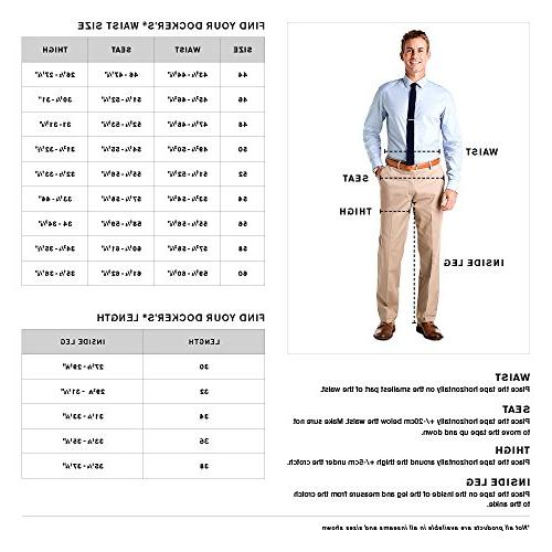 Tall Comfort Cargo D3 Classic Front Pant