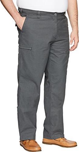 Dockers Men's Tall Utility Pants Storm 38