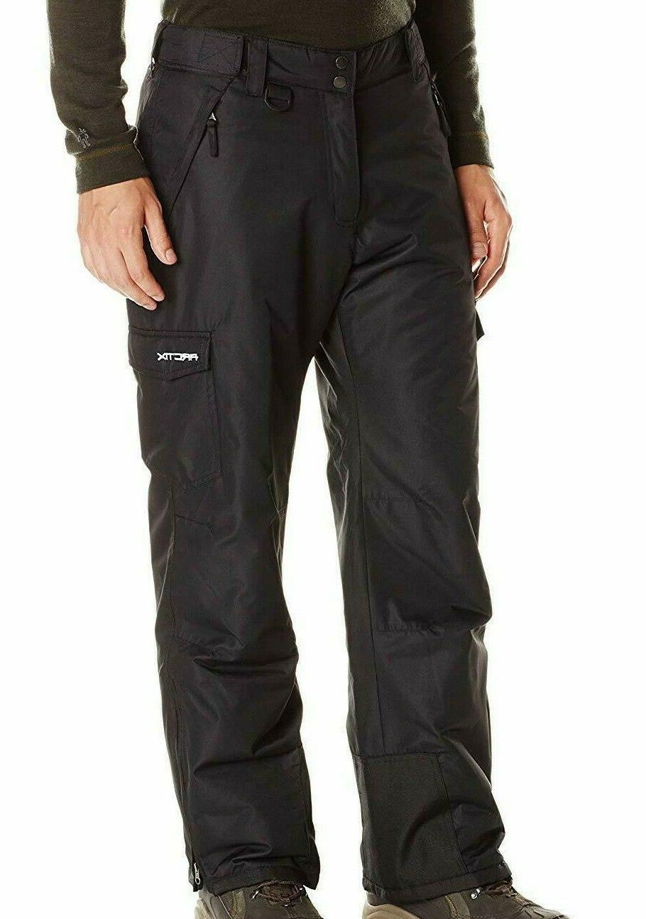 bk9ar3 men s snow sports cargo pants