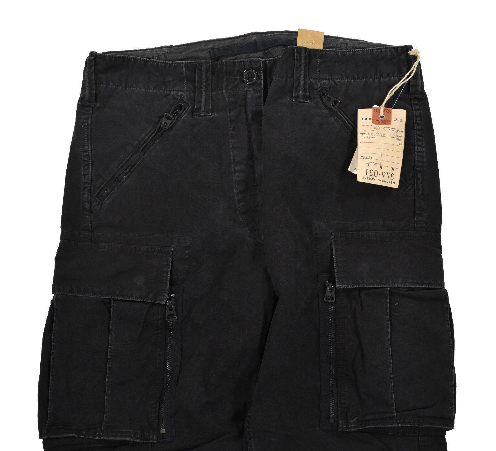 Ralph Heavy Cargo Pants