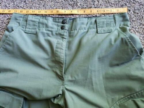 Propper Cargo 100% Cotton Tactical Military Pants 34 32