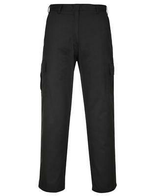 cargo pants black c701 case of 10