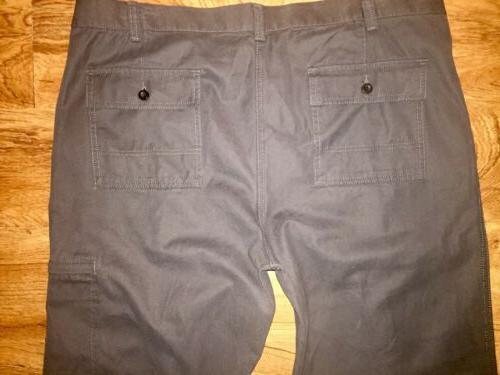 Dockers Cargo Pants Classic Waistband BIG & TALL 42X32