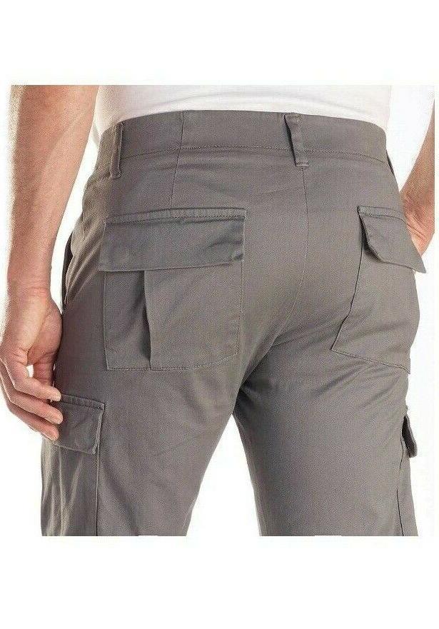 CARGO PANTS-MEN'S WEATHERPROOF Vintage Cargo colors**