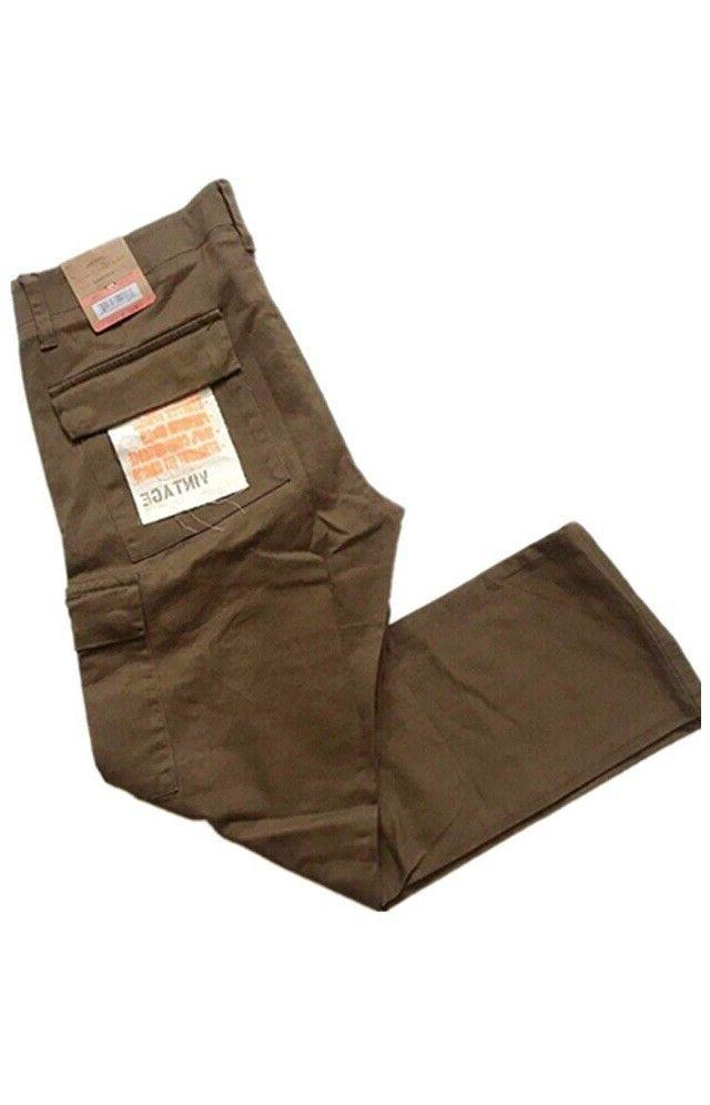 CARGO WEATHERPROOF Vintage Cargo Sizes colors**