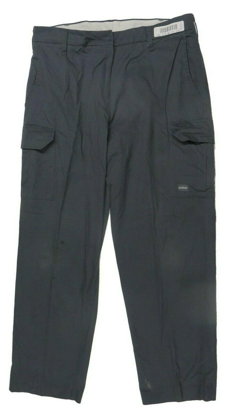Cargo Pants Used Redkap Navy Tan