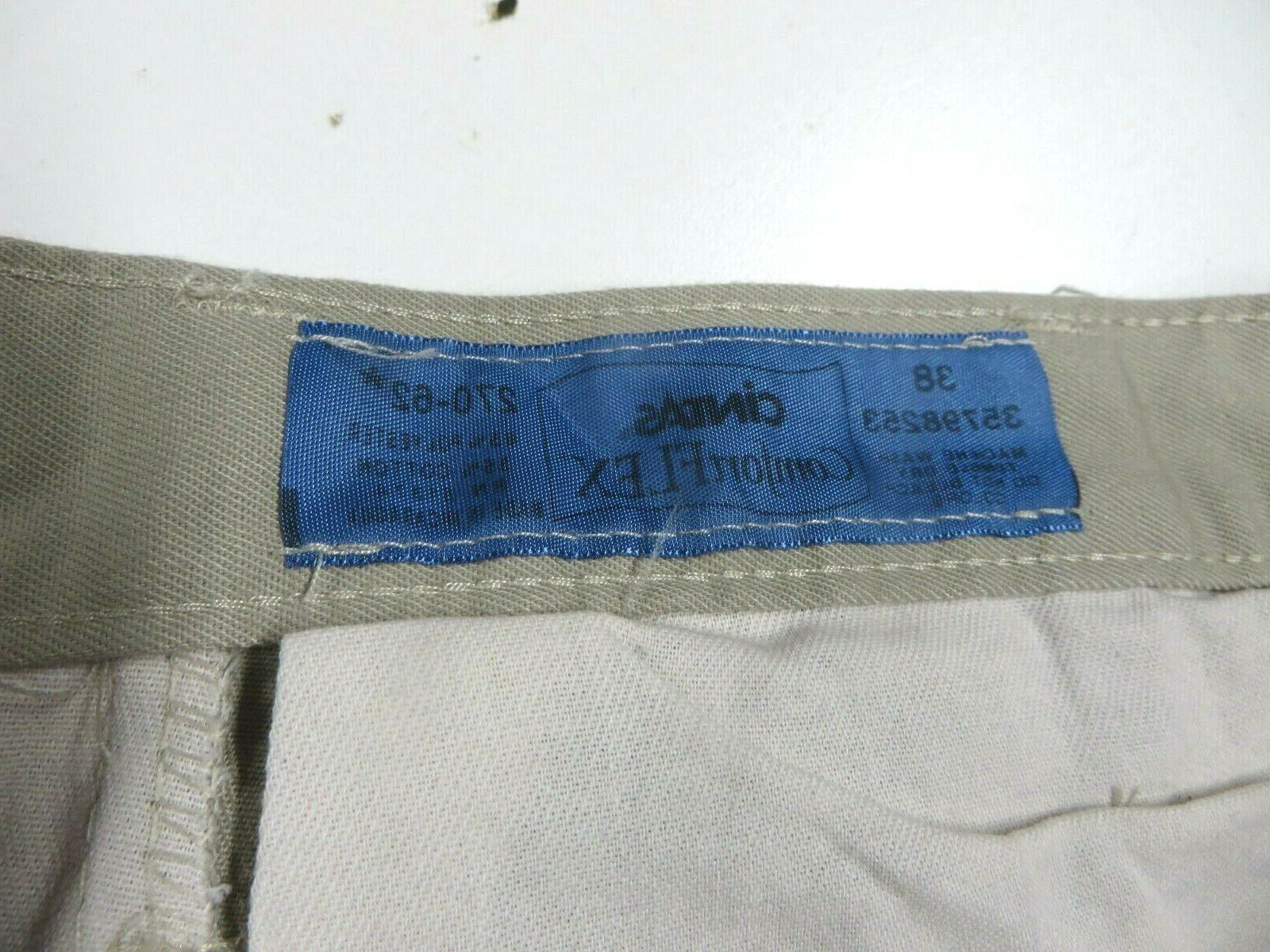 Cargo Pants Redkap Tan