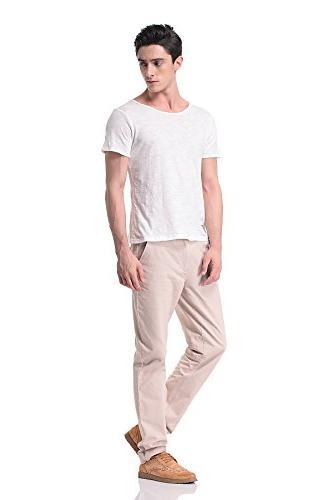 Pau1Hami1ton Men's Leg Pants PH-15