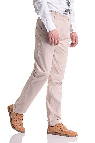 Pau1Hami1ton Leg Khaki Pants PH-15